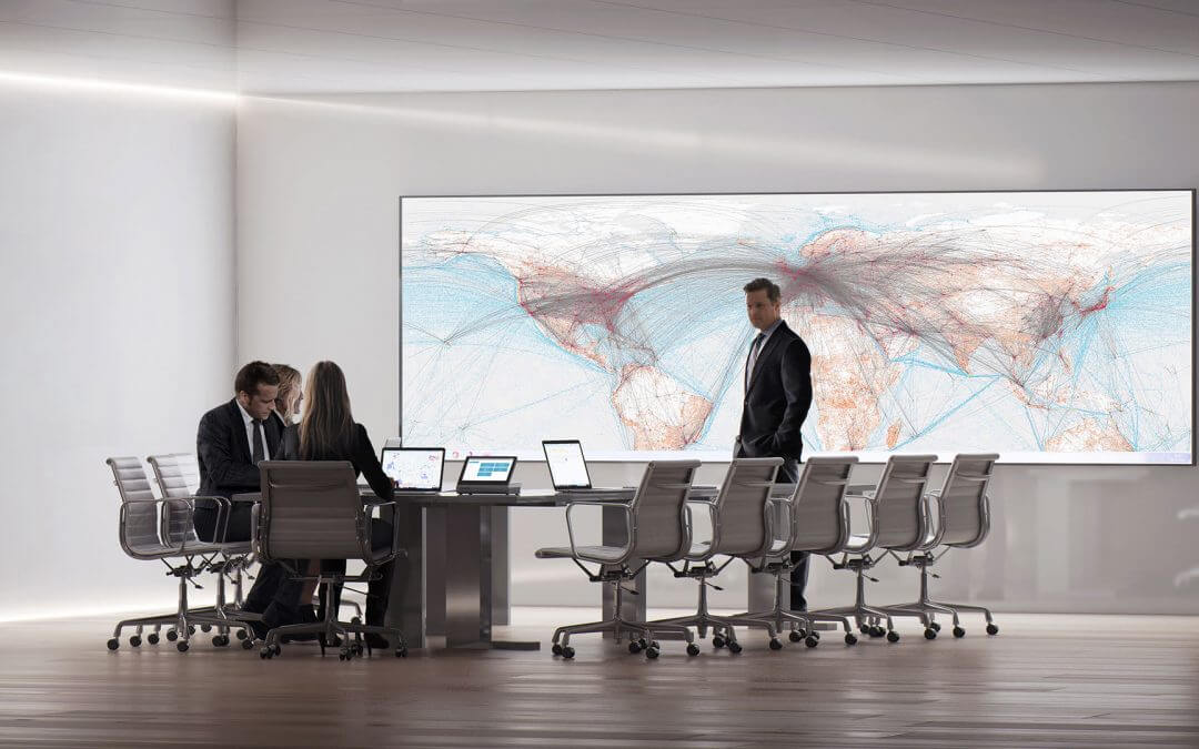 Digital transformation is calling for a change in boardroom collaboration