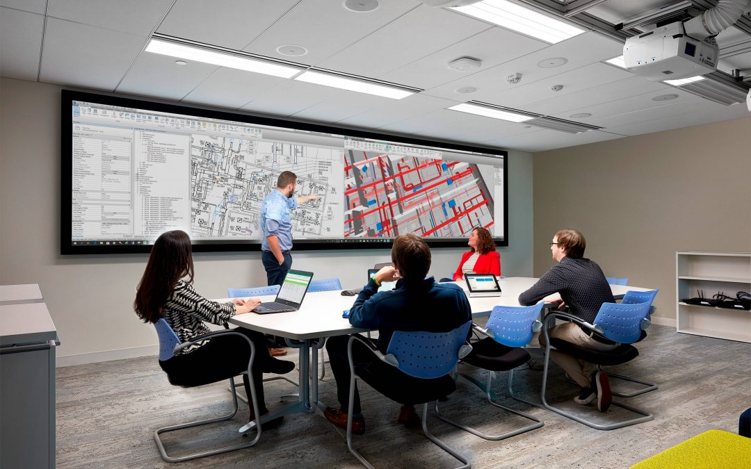Arup kicks off standardization efforts with multipurpose BIM room in Boston using Cyviz Easy Platform