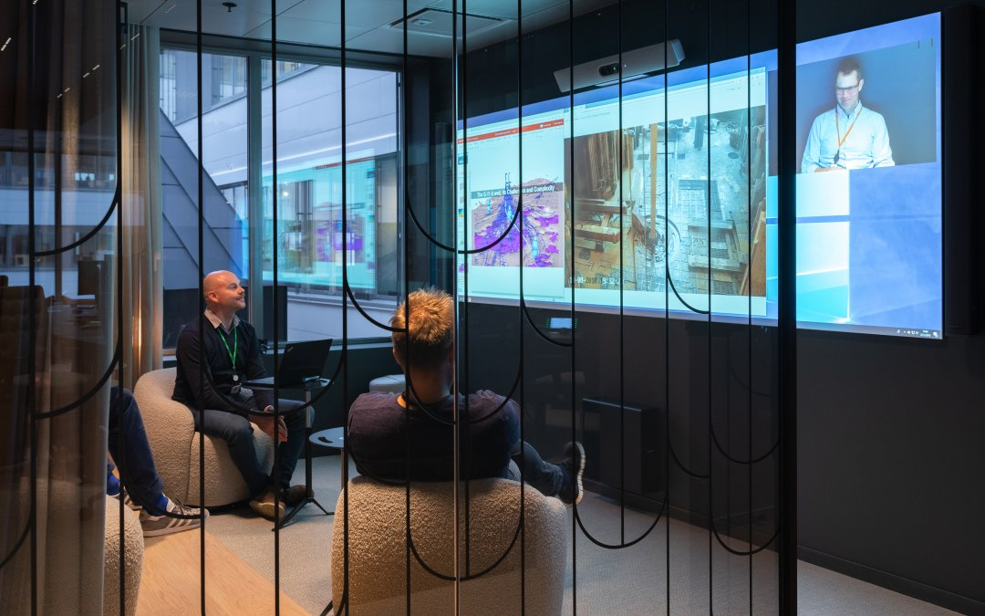 Personalizing the meeting room: when consumer tech spills into the corporate world